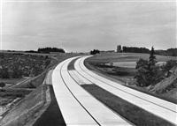 reichsautobahn schleiz-bayreuth by else hege