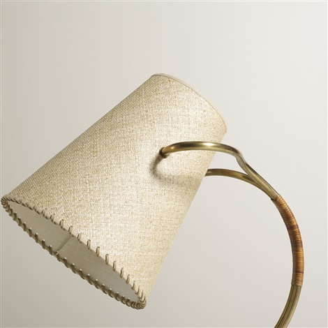 carl aubock lamp