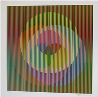 cercles by carlos cruz-diez