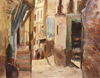 casbah d'alger by armand jacques assus