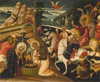 the adoration of the magi by joannes permeniates