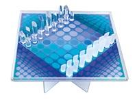 schachspiel by victor vasarely