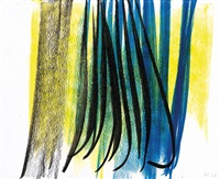 p3 - 1977 - h44 by hans hartung