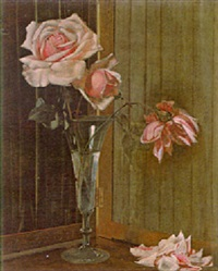 roses by robert bateman