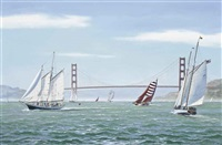 the great san francisco schooner race: