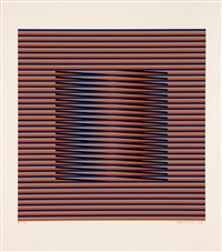 orange by carlos cruz-diez