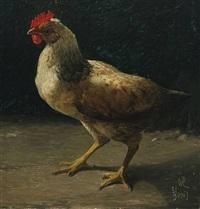 a hen by niels peter rasmussen