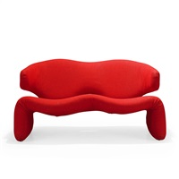 djinn sofa by olivier mourgue