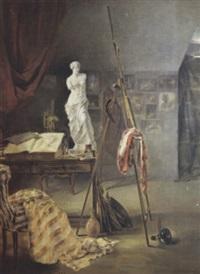 l'atelier de l'artiste by m. arnoud