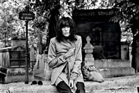 patti smith by claude gassian