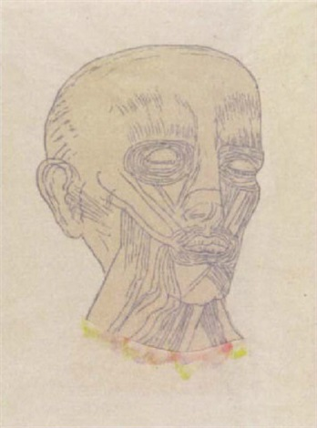 portrait by kiki smith