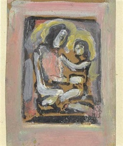 artwork by georges rouault