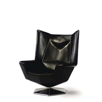 large lounge chair by voitto haapalainen