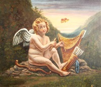 cupid's net (+ fidelity; 2 works) by samuel bagley
