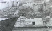 puerto de pasajes by clara gangutia