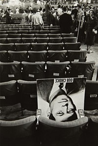 chicago convention by robert frank
