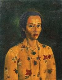 potret wanita by nashar