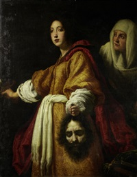 judith with the head of holofernes by alessandro di cristofano allori