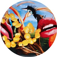 lips by jeff koons