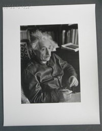 albert einstein by lotte jacobi