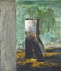 alba in green by john walker