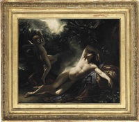 the sleep of endymion by anne-louis girodet de roucy-trioson