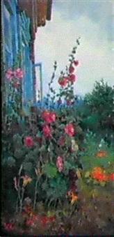 le temps des fleurs by alexandre rodionov