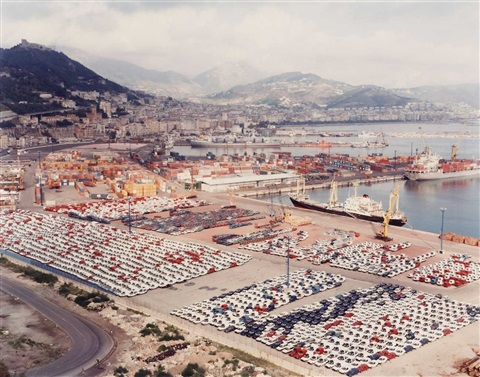 salerno by andreas gursky