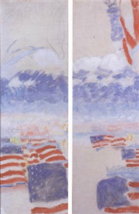 the stars and stripes by harry bainbridge mccarter