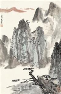 黄山烟云 by ya ming