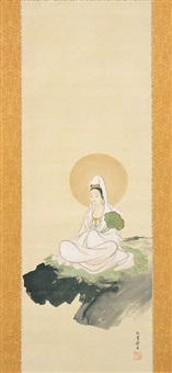 goddess of mercy by shoen uemura