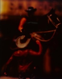 untitled (2 works from the wild west) by david levinthal