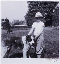 paulo picasso et son chien by boris kochno