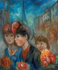 la fleuriste de l'avenue de ségur by édouard joseph goerg