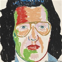 self portrait by clive barker