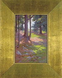 dappled sunlight by charles chase emerson