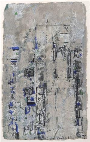 composition by maria helena vieira da silva