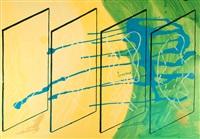 ohne titel (mönchengladbach 1992) by sigmar polke