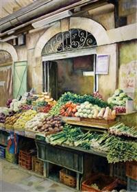 machane yehuda market by beni gassenbauer