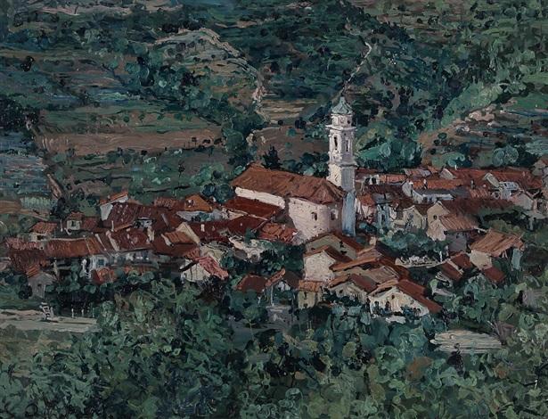 borgo di garessio by sergio albano