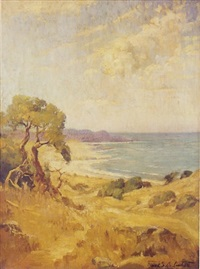 along the coast by frank bentley ashley linton