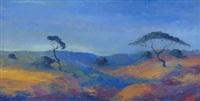 extensive landscape by simon moroke lekgetho