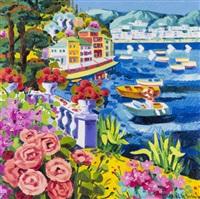 dolcissimo racconto di fiori e di portofino by athos faccincani