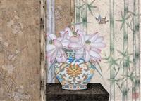 lotus by liu hongwei