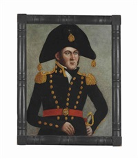 portrait of brigadier-general joseph mcmasters (1797-1861) by american school (18)