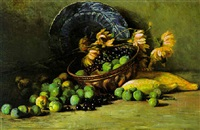 früchtestilleben by elisabeth ankermann