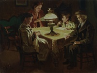 lieta serata by cafiero filippelli