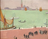 venise by maurice denis