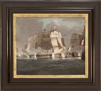 a french/english naval battle by continental school (19)