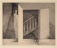 planches de salut. préface de tristan tzara (bk w/ 13 works) by louis marcoussis